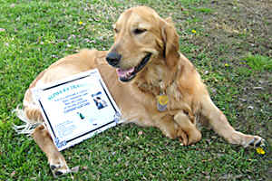 Cubby receives diploma